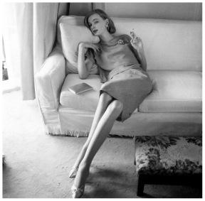 Photo by Norman Parkinson, Vogue 1958
